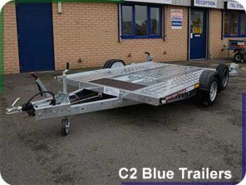 C2 Blue Trailers